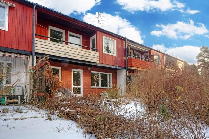 Bild: 5 rum radhus på Spireabågen 29, Stockholms kommun Hässelby Södra Villastad