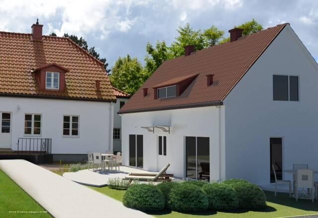 Bild: 4 rum villa på Tallvägen, Båstads kommun Båstad - Malen