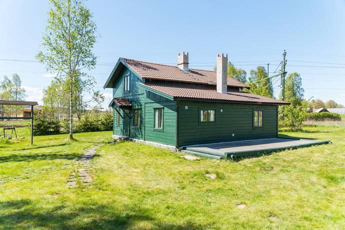Bild: 4 rum villa på Byvägen 6, Herrljunga kommun Ljung