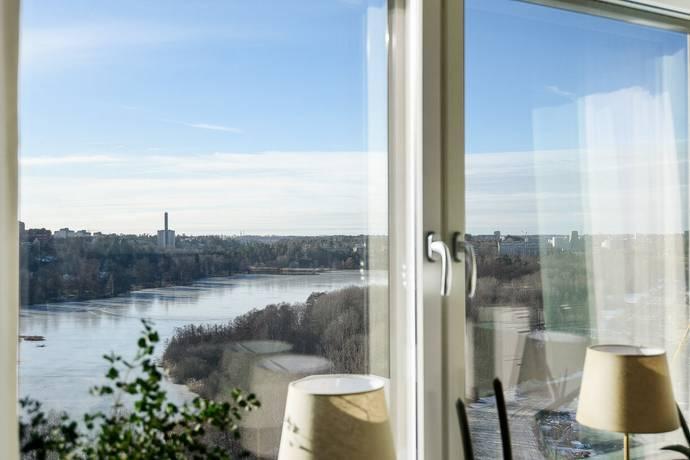 Bild: 3 rum bostadsrätt på Evenemangsgatan 34, vån 15, Solna kommun Arenastaden