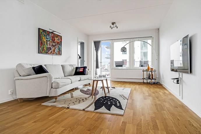 Bild: 4,5 rum bostadsrätt på Sörmlandsvägen 2, 2 tr, Sollentuna kommun Edsängen