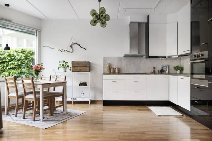 Bild: 1,5 rum bostadsrätt på Vävar Johans gata 15, Stockholms kommun Hammarby sjöstad