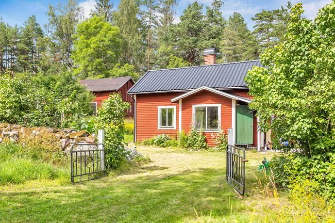 Bild: 3 rum fritidshus på Fornbro 123, Östhammars kommun Alunda