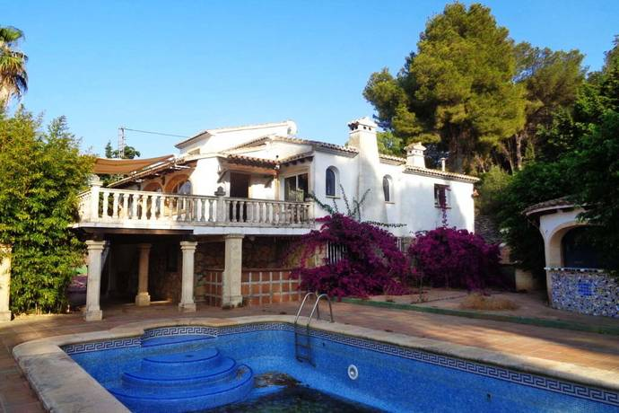Bild: 8 rum villa på JAVEA - VILLA, Spanien ALICANTE - JAVEA