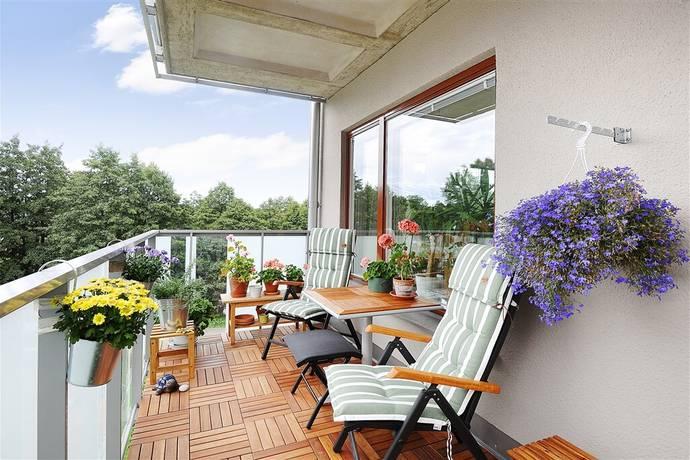 Bild: 2 rum bostadsrätt på Fyrisvallsgatan 3 C, Uppsala kommun Luthagen