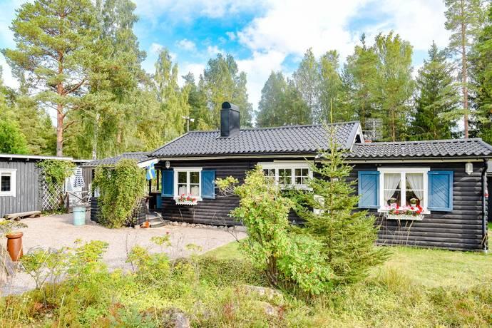 Bild: 3 rum villa på Östnäsvägen 47, Gävle kommun Furuvik