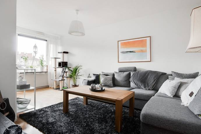 Bild: 2 rum bostadsrätt på Gustavsgatan 13B, Karlskoga kommun Centralt