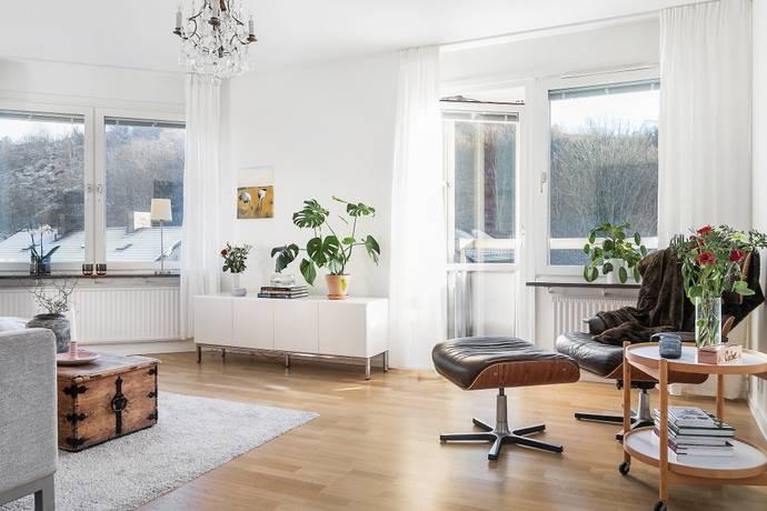 Bild: 2 rum bostadsrätt på Seminariegatan 20, Göteborgs kommun Linné/ Annedal