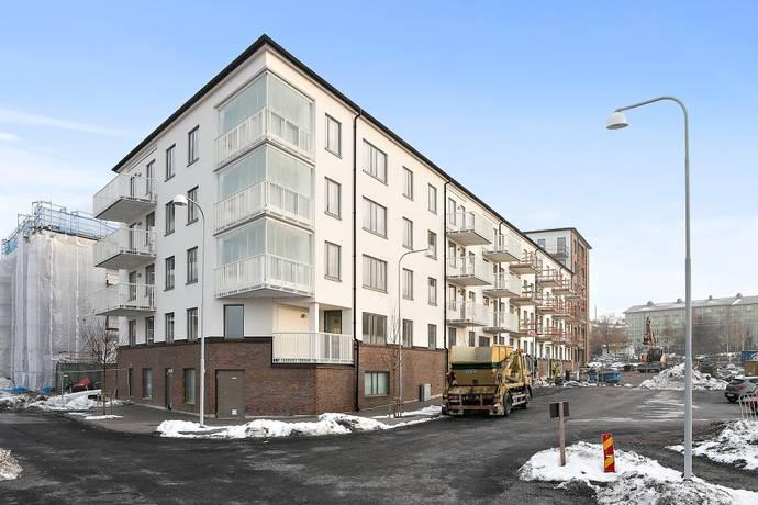 Bild: 2 rum bostadsrätt på Väderkvarnsgatan 6, vån 1, Järfälla kommun Jakobsberg / Söderdalen