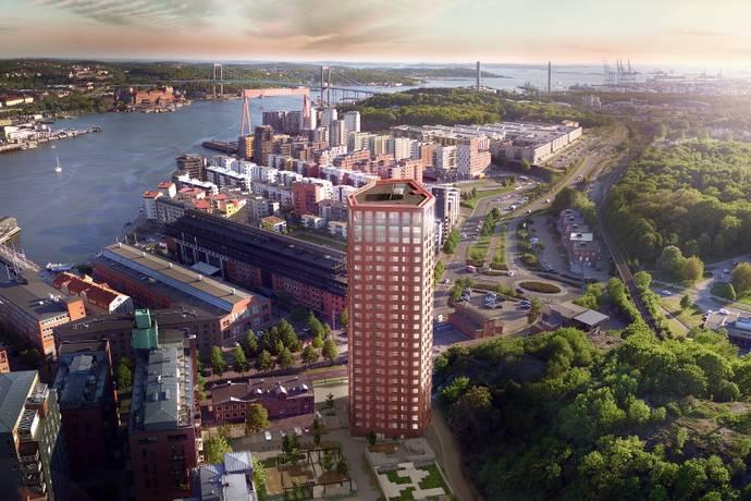 Bild från Eriksberg - Kronjuvelen