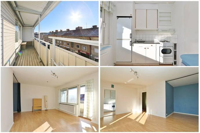 Bild: 1 rum bostadsrätt på Storgatan 3 A, Härnösands kommun Centrum