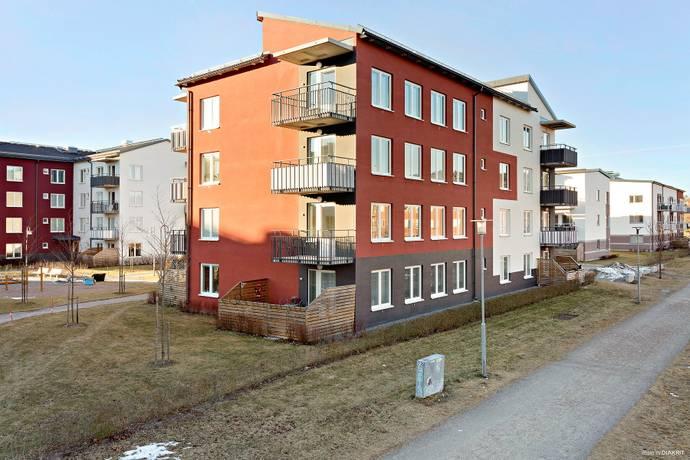 Bild: 2 rum bostadsrätt på Myntvägen 16, 1 tr, Botkyrka kommun Tumba Park