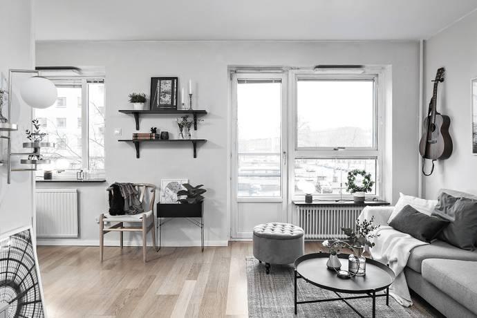 Bild: 1 rum bostadsrätt på Ostgatan 2, Göteborgs kommun Kallebäck