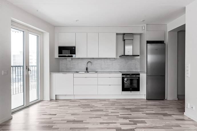 Bild: 2 rum bostadsrätt på Götaverksgatan 20, Göteborgs kommun Lindholmen