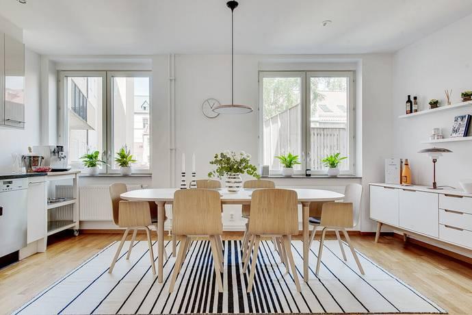 Bild: 3 rum bostadsrätt på Grynbodgatan 17, Malmö kommun Gamla Väster