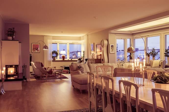 Bild: 3,5 rum bostadsrätt på Regementsgatan 56 A, Malmö kommun Slottsstaden