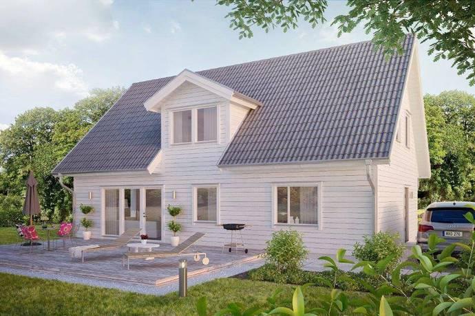 Bild: 3 rum villa på Björkkällevägen 38, Knivsta kommun Alsike/Knivsta