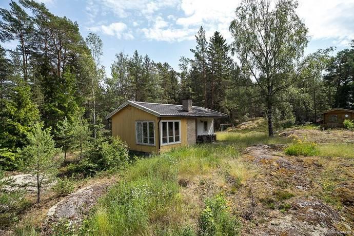 Bild: 3 rum fritidshus på Havsbadsvägen 51, Haninge kommun Haninge-Muskö