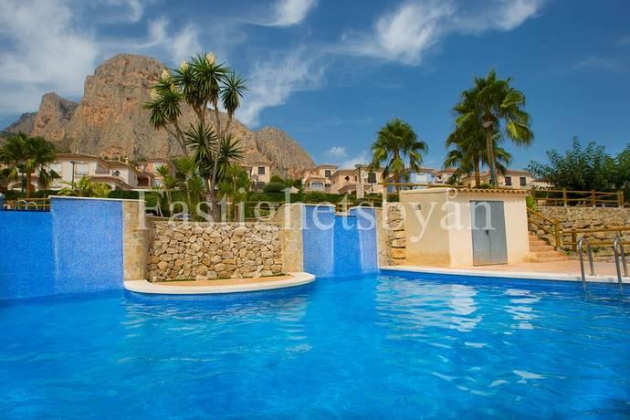 Bild: 5 rum radhus på Parhus i Polop, Spanien Polop | Costa Blanca