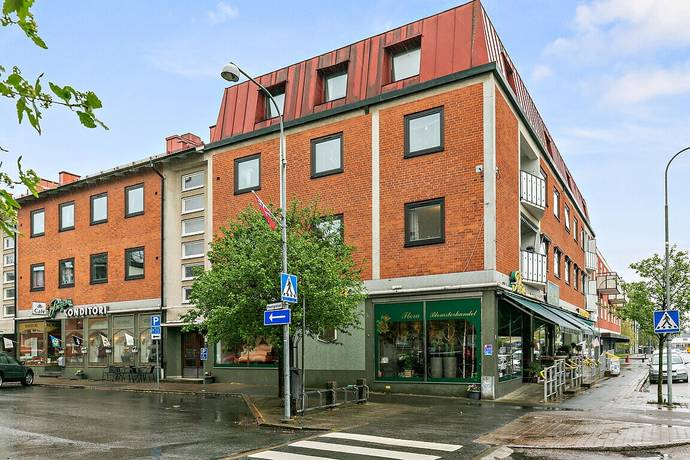 Bild: 2 rum bostadsrätt på Postgatan 2A, Osby kommun Osby