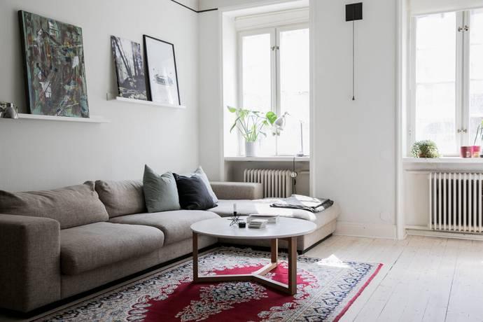Bild: 2 rum bostadsrätt på Amiralsgatan 32, Malmö kommun S:t Knut
