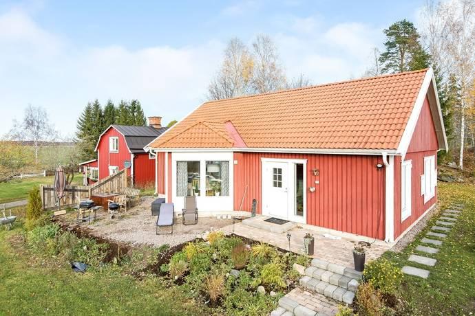 Bild: 6 rum villa på Öster-Ekeby 154, Tierps kommun Vendel