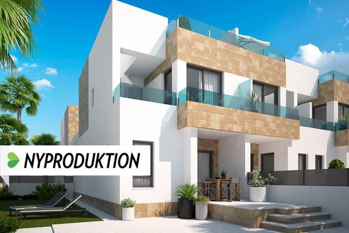Bild: 3 rum radhus på Nya attraktiva radhus i Villamartin, Spanien Torrevieja Söder - Villamartin