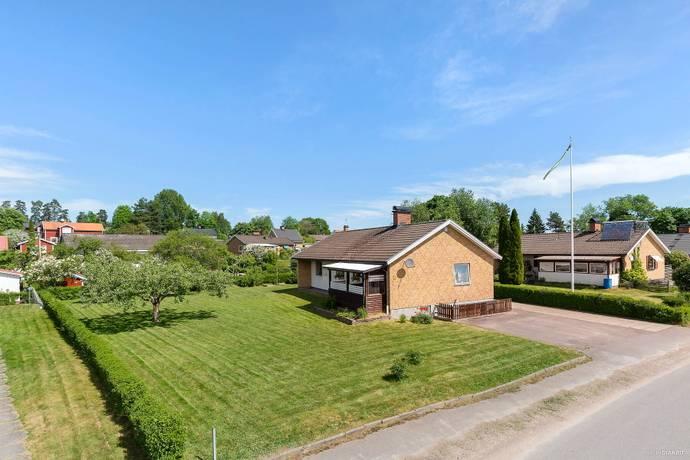 Bild: 4 rum villa på Fältgatan 21, Forshaga kommun
