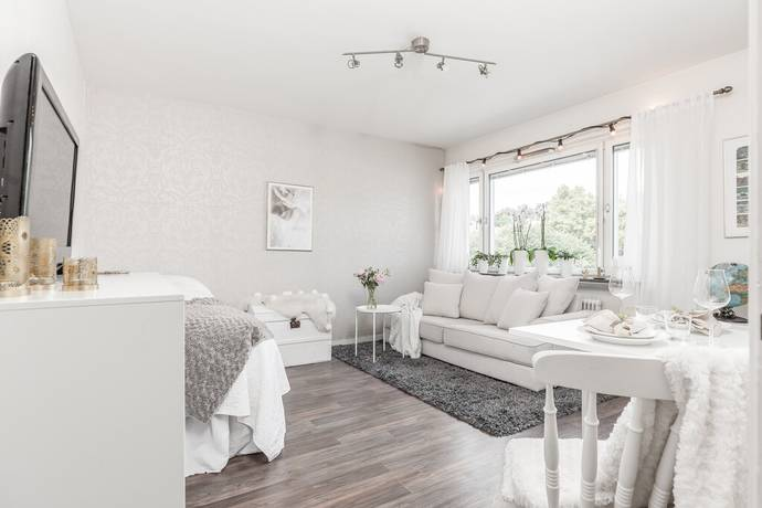 Bild: 1 rum bostadsrätt på Staketgatan 36 B, Gävle kommun Centralt