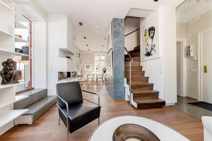 Bild: 2 rum bostadsrätt på Tomtebogatan 20, Stockholms kommun Vasastan - Birkastan