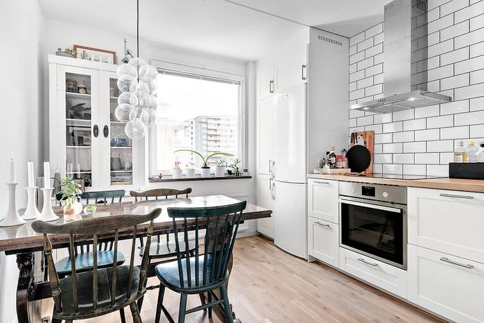 Bild: 1 rum bostadsrätt på Bygatan 27, 5tr, Solna kommun Huvudsta
