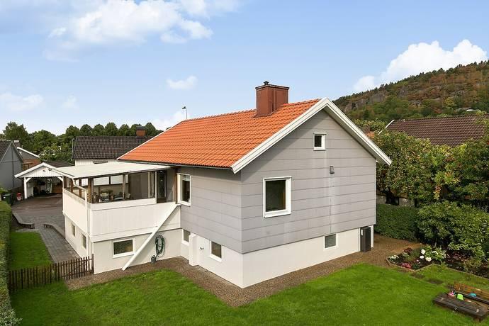 Bild: 5 rum villa på Nålmakaregatan 3, Göteborgs kommun Utby