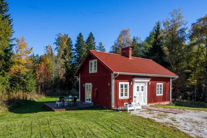 Bild: 3 rum villa på Johan Johanssons Väg 13, Nora kommun Striberg