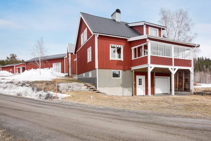 Bild: 6 rum gård/skog på Överdal 123, Kramfors kommun