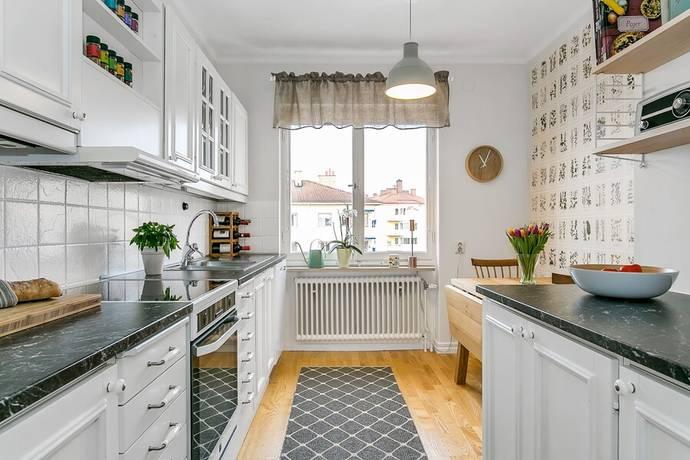 Bild: 3,5 rum bostadsrätt på Hjalmar Brantingsgatan 12 B, Uppsala kommun Fålhagen