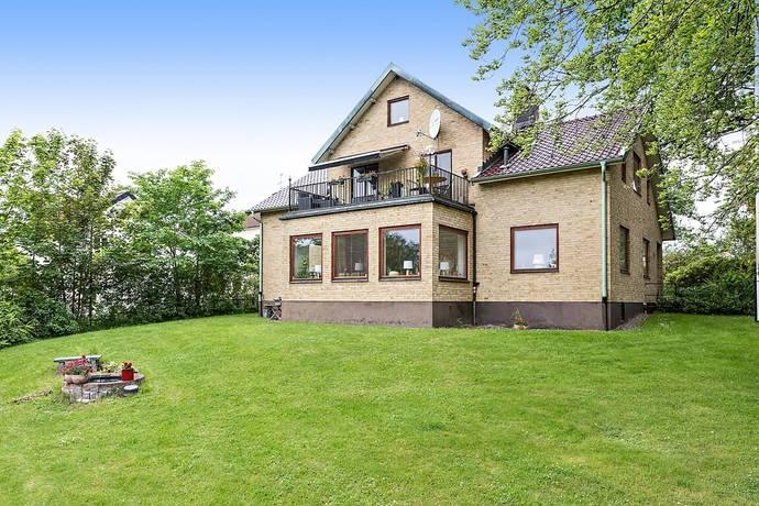 Bild: 11 rum villa på Parkgatan 16, Borås kommun Parkstaden