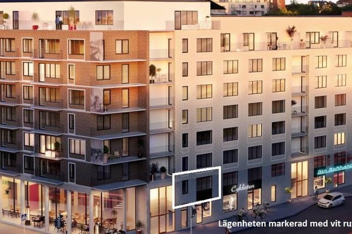 Bild: 2 rum bostadsrätt på Råsundavägen 178, 1tr, Solna kommun Solna Råsunda