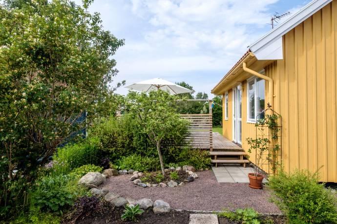 Bild: 3 rum fritidshus på Gunnesby Koloniträdgårdar Stuga 104, Göteborgs kommun Gunnesby Koloniträdgårdar