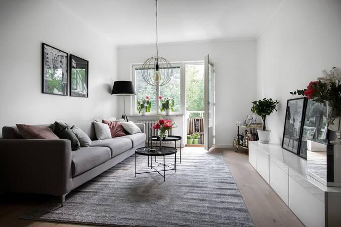 Bild: 2 rum bostadsrätt på Gullmarsvägen 75, Stockholms kommun Årsta - Gullmarsplan