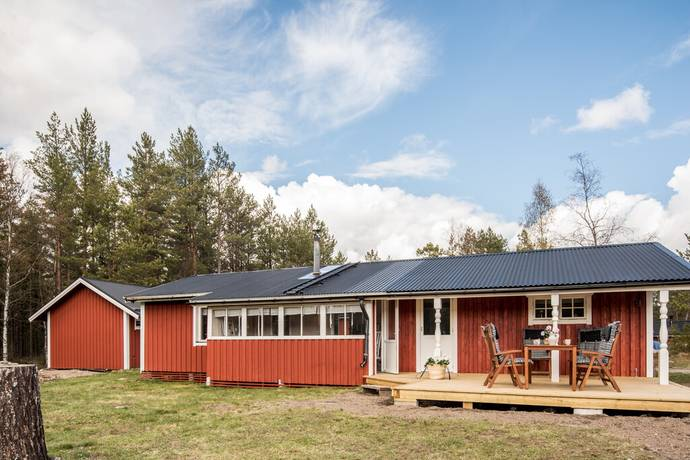 Bild: 3 rum villa på Färdsjö 131, Hudiksvalls kommun Färdsjö