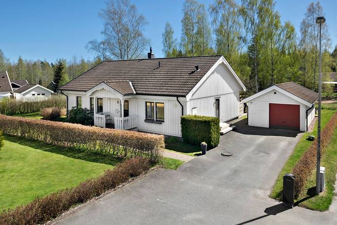 Bild: 5 rum villa på Maskrosgatan 9, Eksjö kommun Kvarnarp