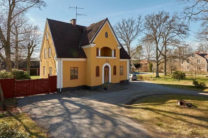 Växjövägen 24 i Lammhult, Lammhult Friliggande villa till salu Hemnet