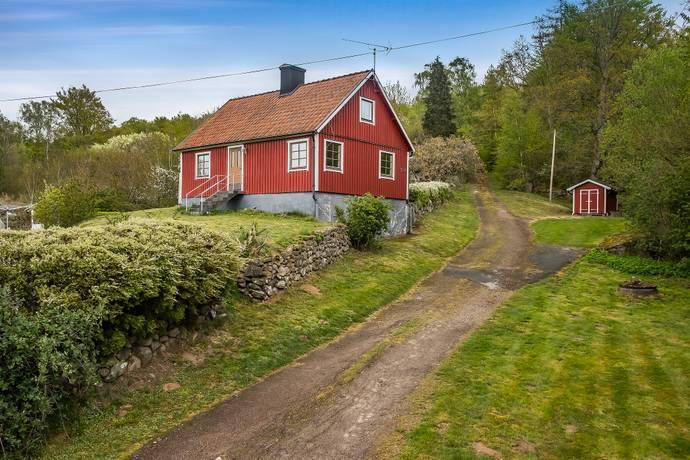Bild: 4 rum villa på Näsumsvägen 209, Kristianstads kommun