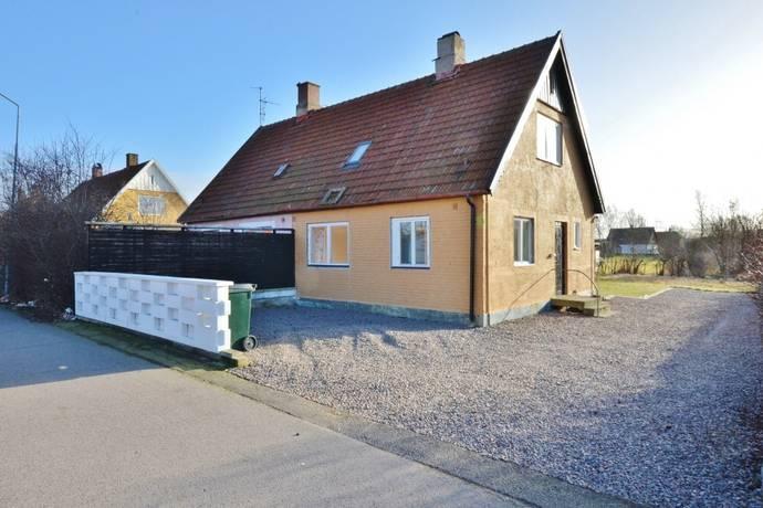 Bild: 4 rum villa på Huggaregatan 25, Bjuvs kommun Gunnarstorp