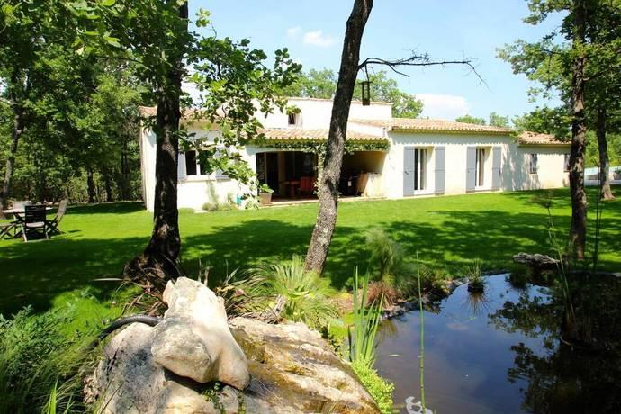 Bild: 4 rum villa på Mons, Frankrike Franska Rivieran