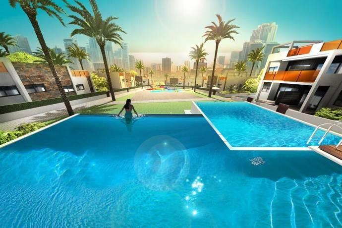 Bild: 3 rum bostadsrätt på Nya marklägenheter med havsutsikt  B381, Spanien Benidorm, Alicante, Costa Blanca