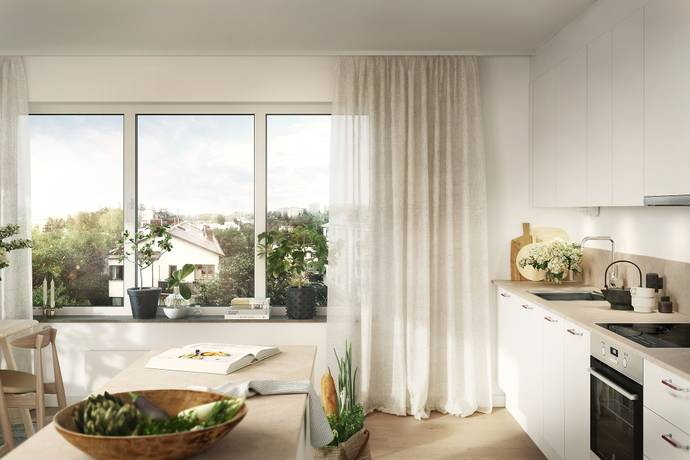 Bild: 1 rum bostadsrätt på Invernesshöjden, Danderyds kommun