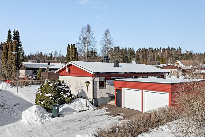 Bild: 6 rum villa på Kolmilevägen 4, Karlstads kommun Edsvalla