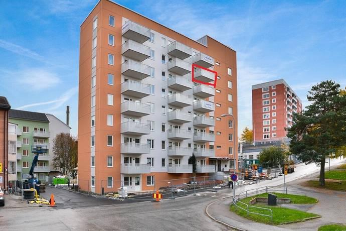 Bild: 2 rum bostadsrätt på Engelbrektsvägen 41A, Järfälla kommun Jakobsberg