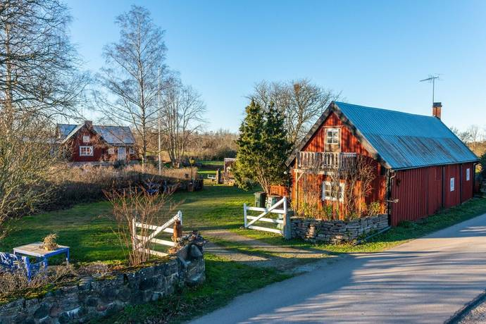 Bild: 4 rum villa på Gamlebygatan 40, Borgholms kommun Öland Norra